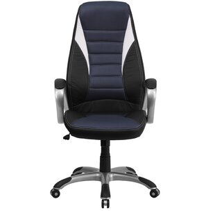 Symple Stuff Wolters High-Back Executive Chair