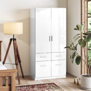 Review Celle 2 Door Wardrobe