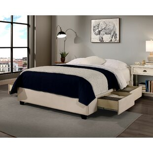 Snellville Upholstered Storage Platform Bed