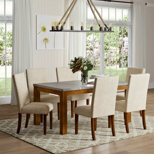 Arthur 7 Piece Dining Set Laurel Foundry Modern Farmhouse