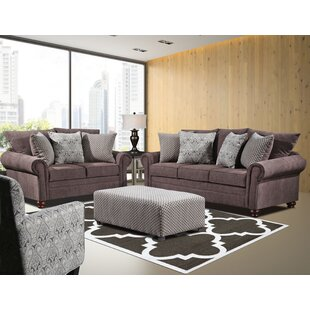 Darby Home Co Lundys Configurable Sofa Set