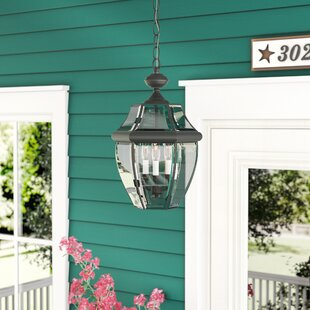 Three Posts Tovey 3-Light Hanging Lantern