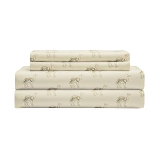 Timms Hill Camel Sheet Set