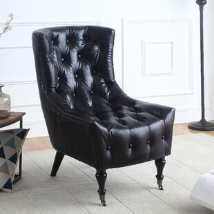 Reviews Ridenour Wingback Chair by Charlton Home Reviews (2019) & Buyer's Guide
