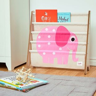 Shop For Elephant 24 Book Display by 3 Sprouts Reviews (2019) & Buyer's Guide