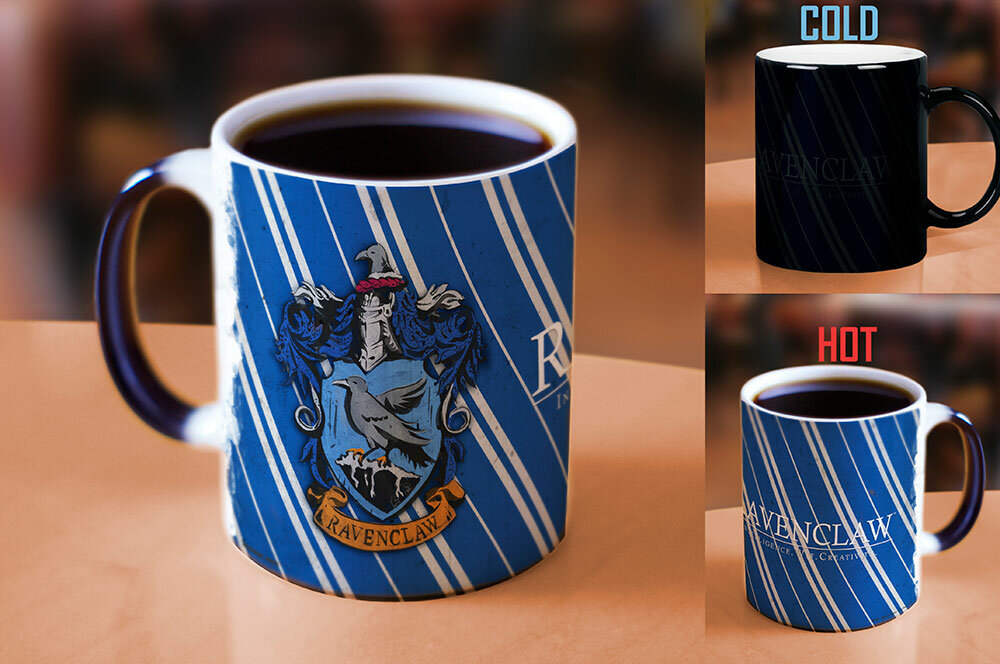 House Heat Hogwarts™ Mug Reveal Potter Colors Coffee Ceramic Harry eW9DYHIE2