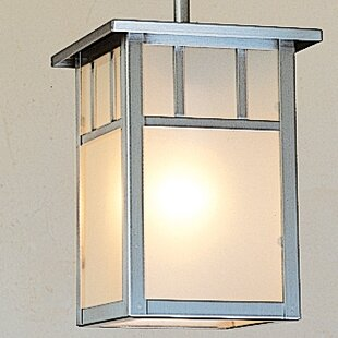 Huntington 1-Light Outdoor Hanging Lantern