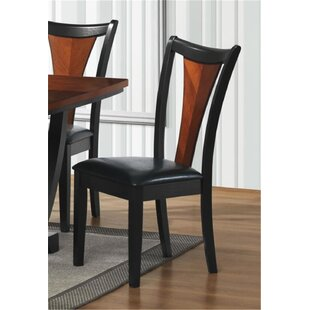 Rhem Upholstered Dining Chair (Set Of 2) by World Menagerie Discount