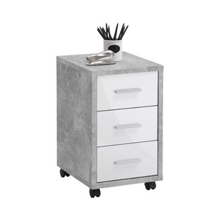 Mercury Row 3 Drawer Filing Cabinets