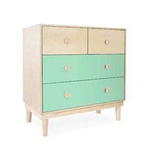 Lukka 4 Drawer Dresser