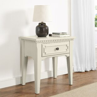 feature Deals Vernay Nightstand By Bertini