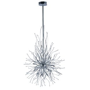Orren Ellis Tethys 39-Light Sputnik Chandelier