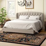 Bostic Platform Bed by Charlton Home®