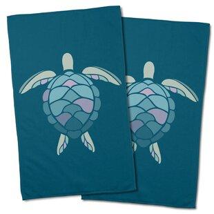 Ideal Sea Turtle Towel | Wayfair SA11