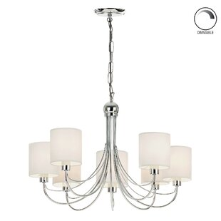 Small White Bedroom Chandelier | Wayfair.co.uk
