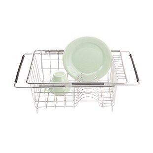 Polder Products LLC Sink Dish Rack