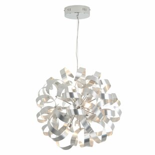 Daria 9-Light LED Novelty Chandelier by Mercer41
