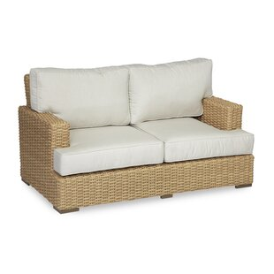 Sunset West Leucadia Loveseat with Cushions