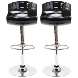 Dazzle Adjustable Height Swivel Bar Stool..
