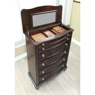Fleur De Lis Living Cornelius 5 Drawer Chest