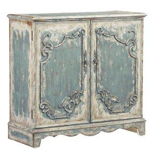Mirando 2 Door Accent Cabinet by Ophelia & Co.