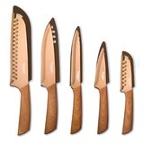 Hampton Forge Tomodachi 5 Piece Assorted Knife Set byHampton Forge
