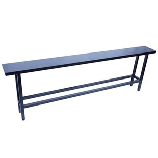Ebern Designs Fazio Metal Bedroom Bench