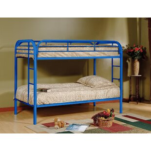 Best Reviews Tanner Twin over Twin Bunk Bed by Zoomie Kids Reviews (2019) & Buyer's Guide