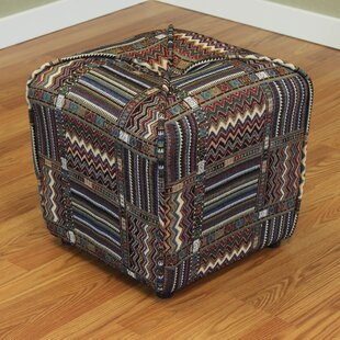 Inexpensive Comstock Cube Ottoman By World Menagerie