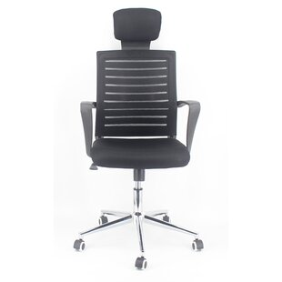 Crossover Mesh Conference Chair