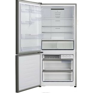 17 cu. ft. Counter Depth Bottom Freezer Refrigerator
