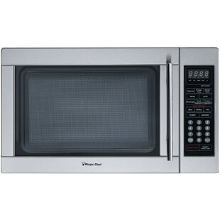 22 1.3 Cu Ft Countertop Microwave by Magic Chef