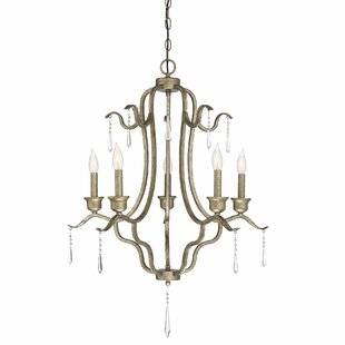 House of Hampton Cobbett 5-Light Chandelier