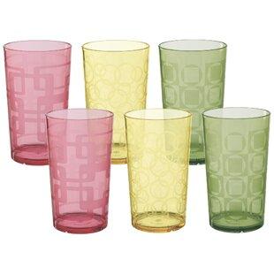Drinking Glasses Etched Drinkware Up To 65 Off Until 11 20 Wayfair Wayfair