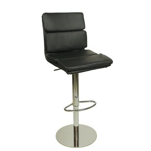 Batey Height Adjustable Swivel Bar Stool By Metro Lane