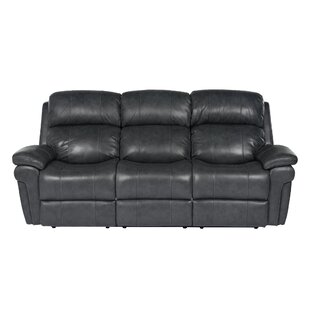 Dionne Luxe Reclining Sofa Red Barrel Studio