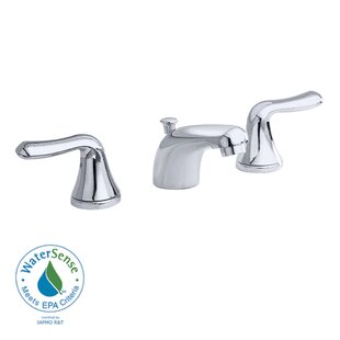 American Standard Colony Widespread Bathroom Faucet with Image