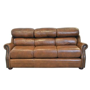 Westland and Birch Beacon Leather Sofa