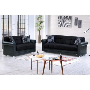 Latitude Run Mefford Sleeper Living Room Set