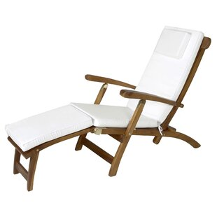 Longshore Tides Humphrey Lounge Chair with Cushion