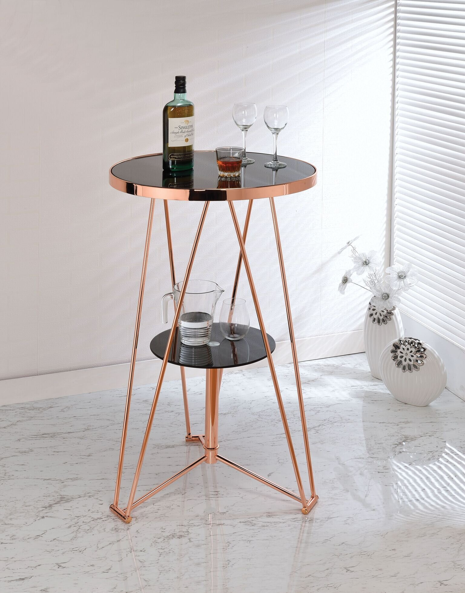 Pink Pub Table Kitchen Dining Tables You Ll Love In 2021 Wayfair