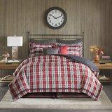 Williamsport Reversible Comforter Set byWoolrich