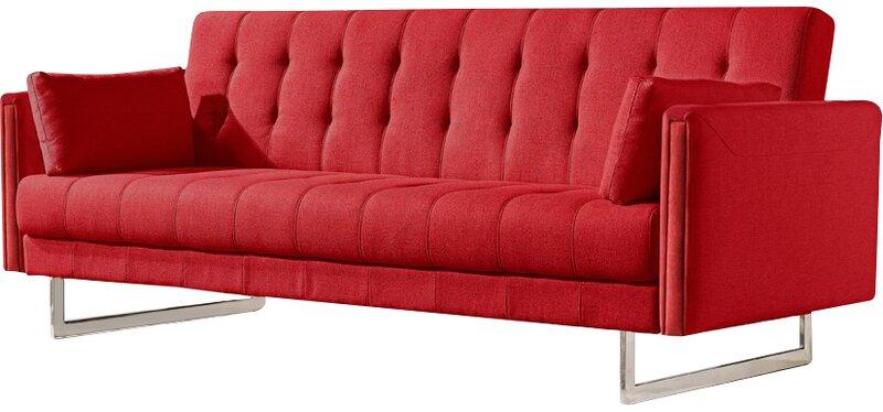 Exceptionnel Cana Wood Frame Sleeper Sofa