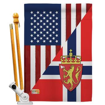 BERLIN 5ft X 3ft Flag 75denier with eyelets suitable for Flagpoles