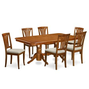 Pillsbury 7 Piece Extendable Dining Set August Grove