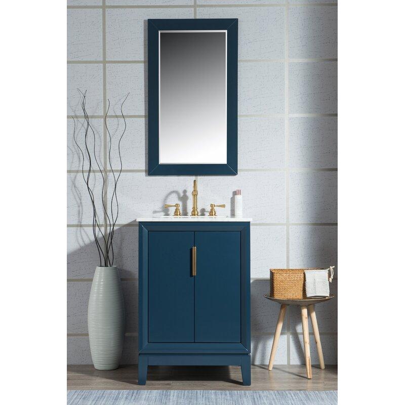 """Tappahannock 24"""" Single Bathroom Vanity Set"""