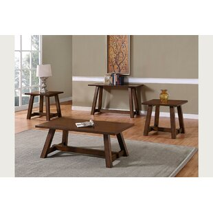 Keturah 3 Piece Coffee Table Set