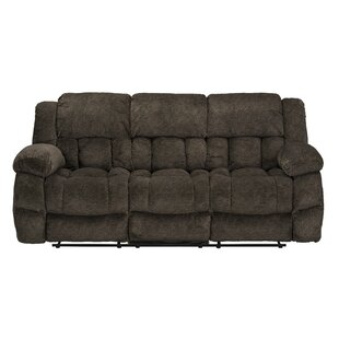 Lilbourn Reclining Sofa by Winston Porter