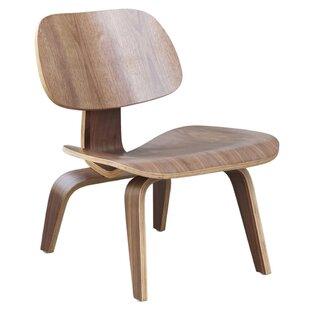 Plywood Lounge Chair by Fine Mod Imports
