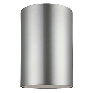 Compare & Buy Kieu 1-Light LED Outdoor Wall Sconce By Orren Ellis